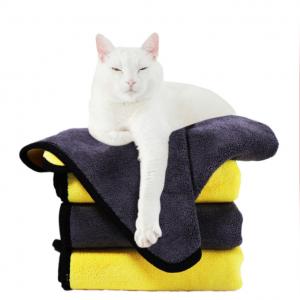 Pet absorbent towels
